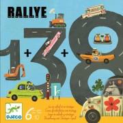 Trasee și kilometri Rallye Djeco