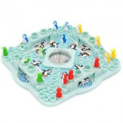 3D Racing Game Penguin Aeroplane Chess for Child