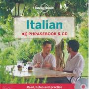 Woordenboek Phrasebook & CD Italian - Italiaans | Lonely Planet