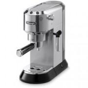 Ръчна еспресо кафемашина Delonghi DEDICA EC685M, 1300W, 15 bar, 1.1л. резервоар, инокс