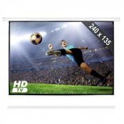 """FrontStage Pantalla de cine en casa para proyector HDTV 240x135cm 16:9 (PS-PSEA-108"""")"""