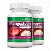 Evolution Slimming Mangosteen 500mg Capsules - 120 Capsules - Antioxidant - Evolution ...