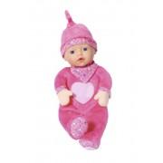 BABY BORN - BEBELUS CU LUMINA SI SUNETE, 30 CM - ZAPF (ZF824061)