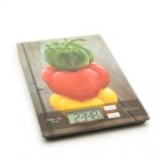 Praktikus digitális konyhai mérleg - Különböző mintákban - Paprikás
