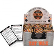Tattoo Aftercare TatWax A Soothing Balm (1 Box x 24 pcs) Tattoo After Care Instruction Card sing Soap - Heal It FREE. ...