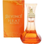 Beyonce heat rush eau de toilette 50ml spray