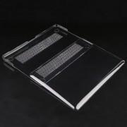 EW Cute portátil Funda protectora de plástico para cubrir el Macbook Air 13.3/15.4 pulg.