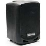 Boxa Freeman Karaoke 1001 Mini cu microfon Bluetooth USB FM TF Card Aux Mp3 player