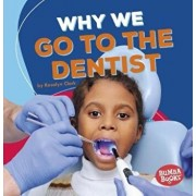 Why We Go to the Dentist, Paperback/Rosalyn Clark
