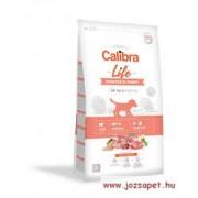 Calibra Dog Life Starter & Puppy Lamb 2,5kg