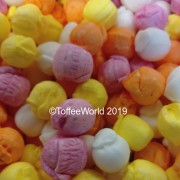 Fruit Creams Soft Candy Sweets By Ross's of Edinburgh
