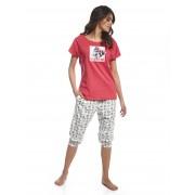 Pijama cu Model Catelusi P063-097