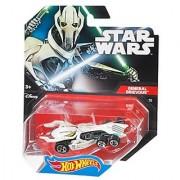 Hot Wheels Star Wars Character Car General Grievous
