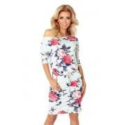 numoco Sportovní květované šaty model 4976583 XS