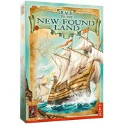 999 Games Race to the New Found Land - Bordspel - 10+