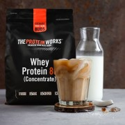 The Protein Works™ Whey Proteine 80 (Concentré)