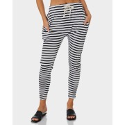 Silent Theory Fluid Womens Pant Black And White