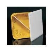Doza de lagatura ramificatie Gips Carton Pvc 116 mm x 116 mm x 45 mm KO 110/L NA - Kopos