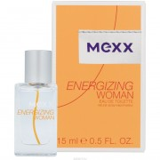 Mexx energizing woman 15 ml eau de toilette edt profumo donna