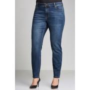 Womens Sara Straight Leg Jeans - Black Trousers