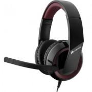 Геймърски слушалки с микрофон corsair raptor hs30-y analog, eu version, черни, ca-9011121-eu-y