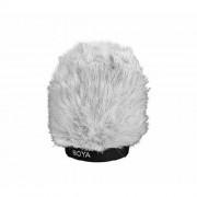 Boya BY-P100 Dead Cat Fluffy Windshield 100mm zaštita od vjetra za mikrofon Professional Dead Kitten BY-P100