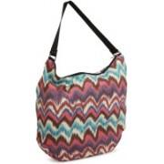Fastrack A0519NGR01 Green Shoulder Bag