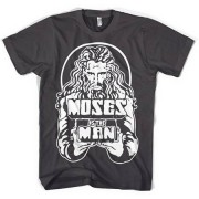 Moses Is The Man T-Shirt, Basic Tee