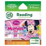 LeapFrog Explorer Learning Game Disney Minnie's Bow-tique Super Surprise Party