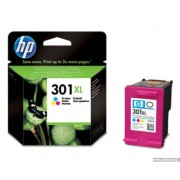 HP 301XL Tri-Color Inkjet Print Cartridge (CH564EE)