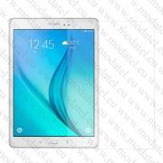 Стъклен протектор със заоблена фаска за Samsung Galaxy Tab A 9.7 T550 (Темперирано закалено стъкло)