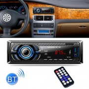 RK-523 Wireless Bluetooth Car Stereo Receiver Audio MP3 Player with USB Port SD Card Slot AUX in and FM