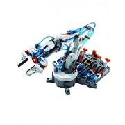 CIRCUIT-TEST Hydraulic Robotic Arm Kit - Learn Hydro Mechanics and Robotics
