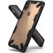 Husa iPhone XS Max Ringke FUSION X Transparent Negru