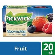 Pickwick Bosvruchten vruchtenthee