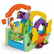 Little Tikes Nauka przez zabawę zabawka edukacyjna zabawka interaktywna Activity Garden™ Ogródek aktywizujący
