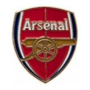 Arsenal Badge - Rood/Wit