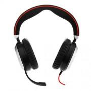 Jabra Evolve 80, Stereo, USB-C/Jack