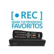 Sintonizador digital de TV c/grabación en USB Ghia GAC-002