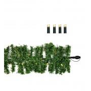 Chrissline 5 mtr guilande med 100 led lys til udendørs brug