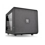Gabinete Thermaltake Core V21, micro-ATX/mini-iTX, USB 3.0, sin Fuente, Negro