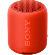 Boxa portabila Sony SRS-XB12R, EXTRA BASS, Bluetooth, Rezistenta la apa IP67, Rosu