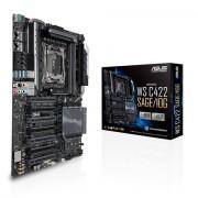 Asus WS C422 SAGE/10G server/workstation motherboard LGA 2066 (Socket R4) Intel® C422 CEB