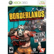 Borderlands Double Game Add-On Pack: The Zombie Island Of Dr. Ned / Mad Moxxi's Underdome Riot