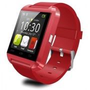 SCORIA U8 RED Bluetooth Smart Wrist Watch Phone