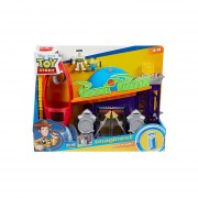 Pizza planeta Toy Story imaginext Bestoys