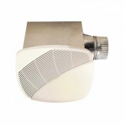 nuVent Bath Fan with Light - 80 CFM, Model NXSH80L