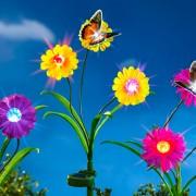 Decoratiune Floare solara de gradina-galben