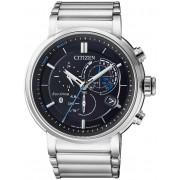 Ceas barbatesc Citizen BZ1001-86E Eco-Drive Bluetooth Smartwatch 45mm 10ATM