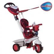 Smart Trike tricikl za decu sa ručkom za guranje Dream Team Red 4 u 1